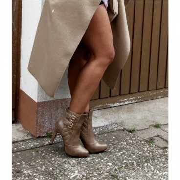 Ankle Boots  in Steppoptik